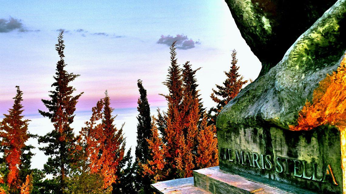 Statua Stella Maris Bova Marina